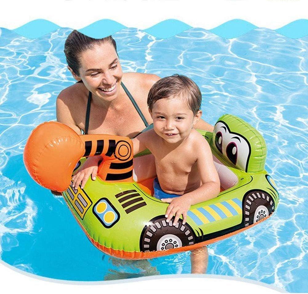 Coche Flotador Gigante Piscina, Verano natación Anillos, Agua Pool Float Juguetes inflables para niños, de natación Playa o baño Juguete: Amazon.es: Deportes y aire libre