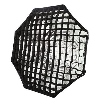 Godox octogonal de panal suave rejilla para 120 cm Rectangular paraguas Softbox