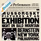 Mussorgsky: Pictures at an Exhibition; Night on Bald Mountain