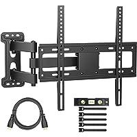 Deals on Perlesmith PSMFK3 TV Wall Mount Bracket Full Motion Single Arm