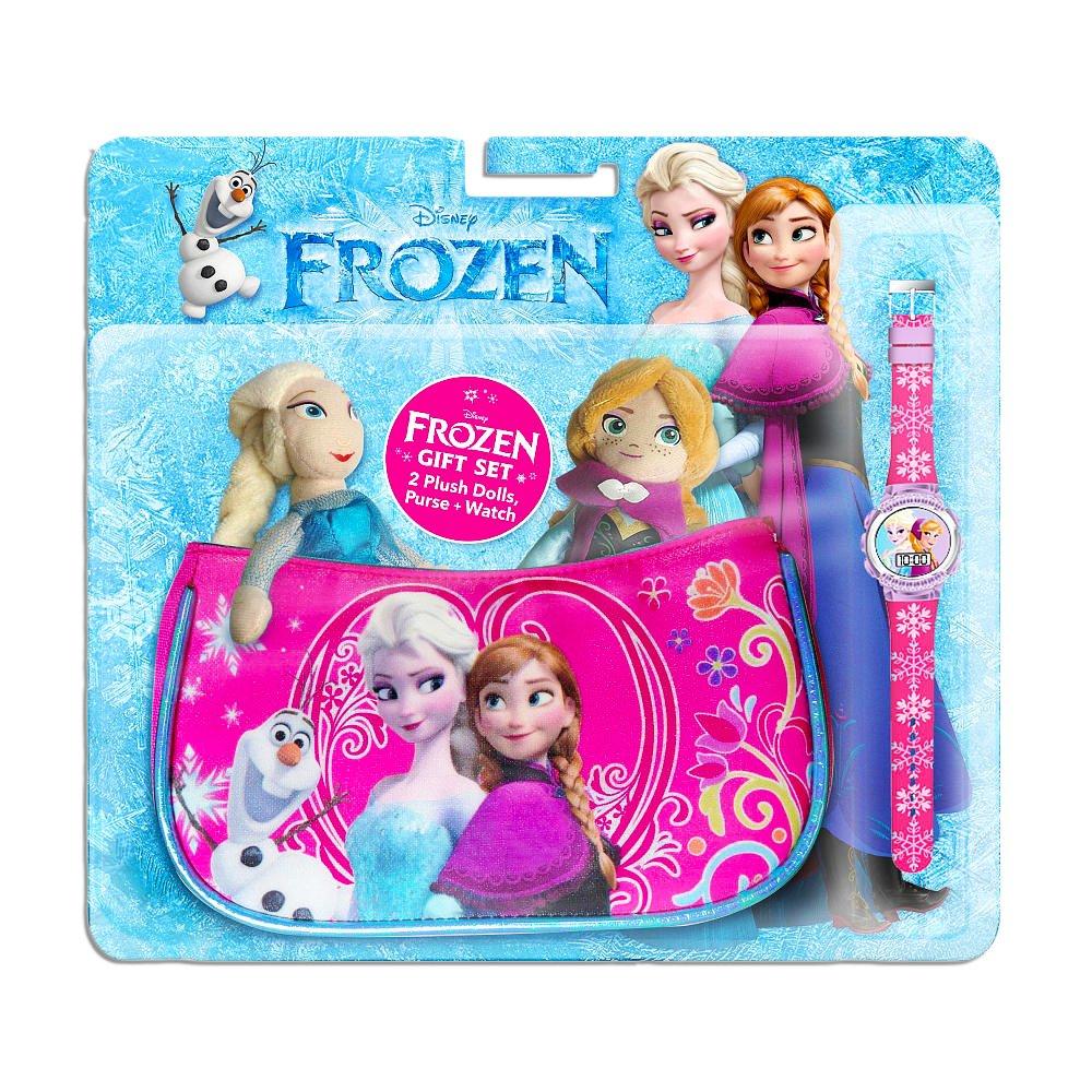 Amazon.com: Avance rápido Disney Frozen Anna y Elsa Bolso ...