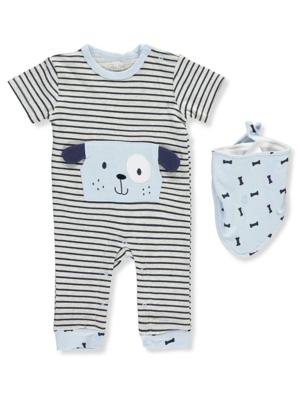 Rene Rofe Baby Boys' 2-Piece Layette Set 6 - 9 months