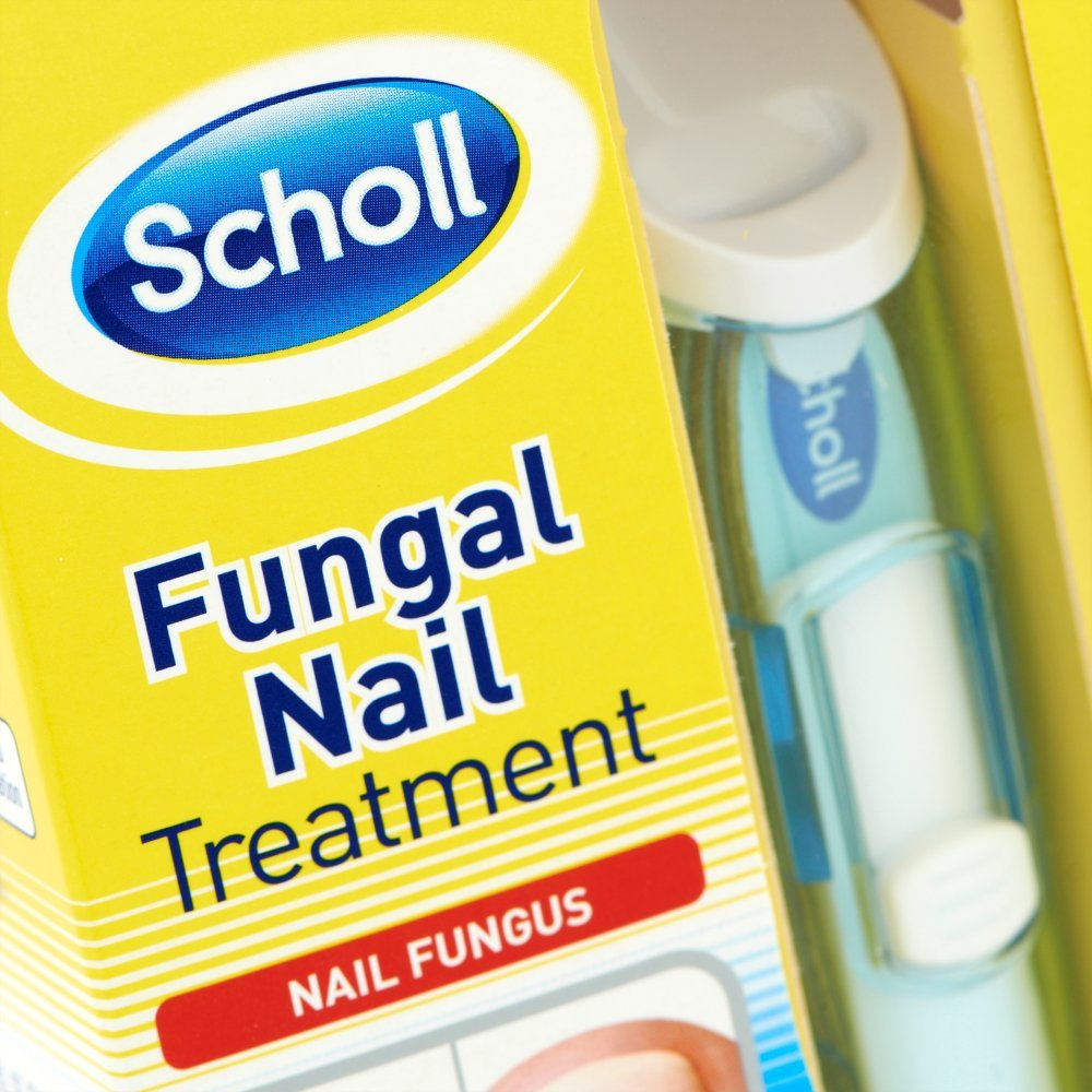 Scholl Fungal Nail Treatment 3.8ml: Amazon.co.uk: Health & Personal Care