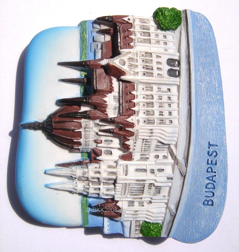 The Parliament Budapest Hungary High Quality Resin 3d Fridge Magnet Thailand WSM-77-11