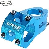 Proberos Zorbes Wake Bicycle Bike MTB Aluminium Alloy High-Strength Handlebar Stem (31.8 mm, Lake Blue)