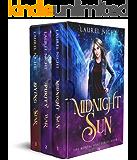 Mortal Heat - The complete trilogy: A YA/NA urban fantasy romance