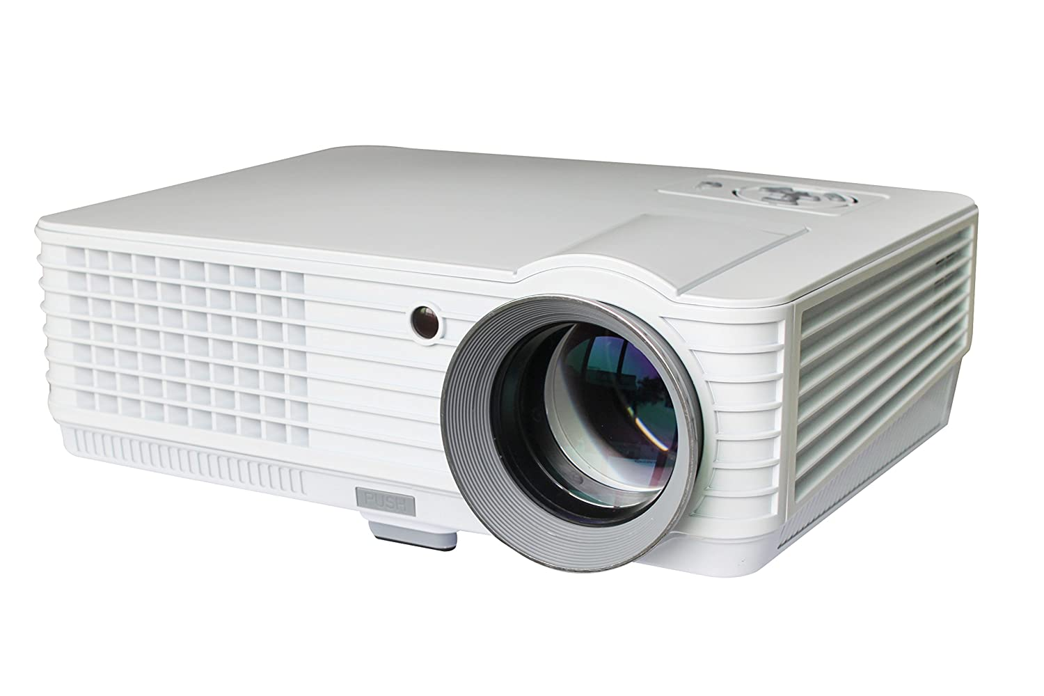Salora 50BHD2000 Video - Proyector (2000 lúmenes ANSI, LED, 1000:1 ...