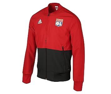 maillot entrainement Olympique Lyonnais Vestes