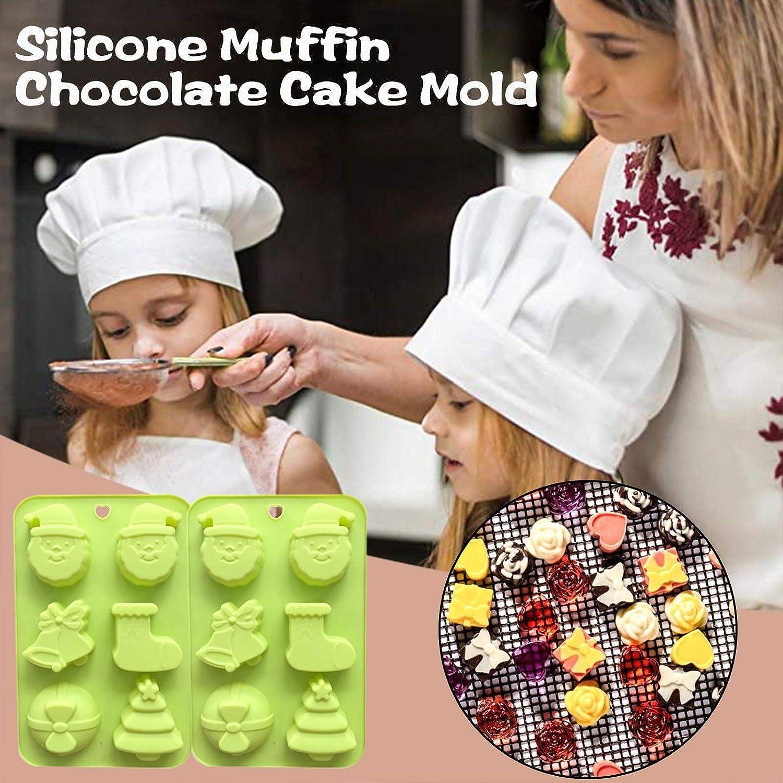 Kitchen & Dining Bakeware Free Cupcake Baking Pan for Chocolate ...