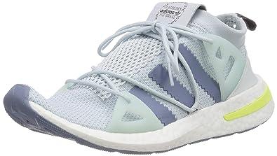 online store 5c612 d92b0 adidas Womens Arkyn W Gymnastics Shoes, (Blue Tint S18Raw