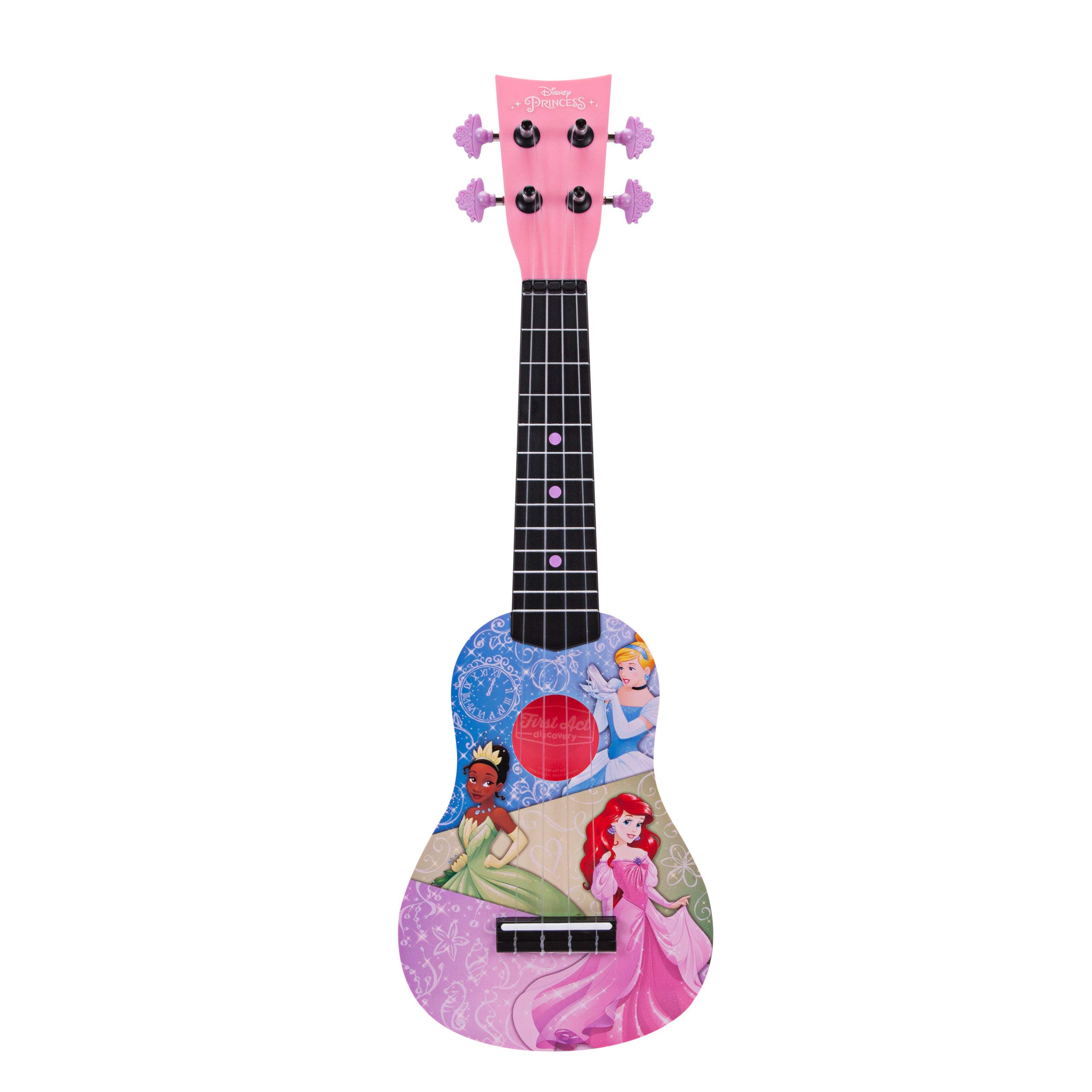 First Act Discovery Disney Princess Ukulele by First Act