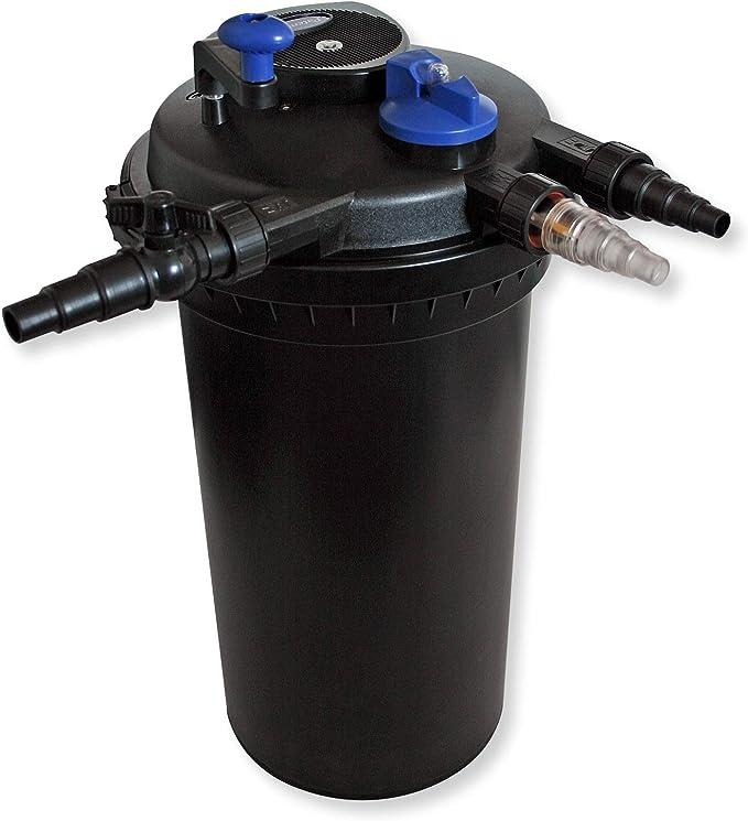 CPF 20000 Bio Druckteichfilter 40000l Teichfilter Bachlauf 36 Watt UVC Klärer