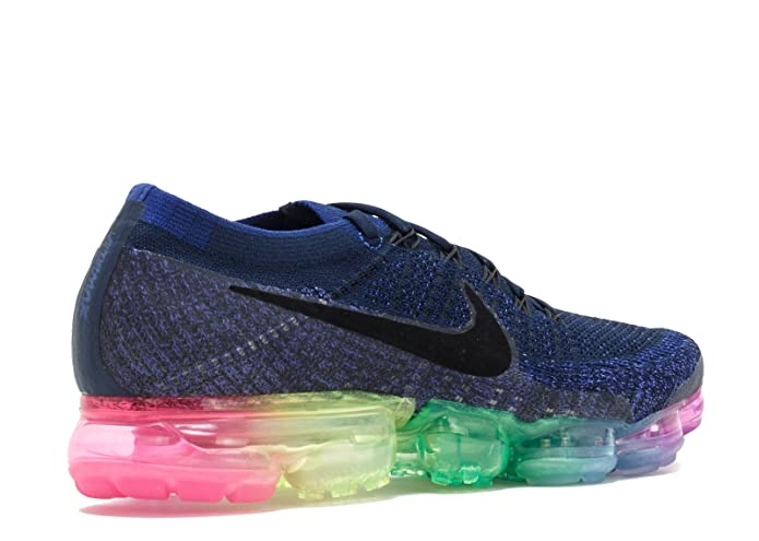 f05e01cf497 Nike Air Vapormax Flyknit Be True - Deep Royal Blue White-Concord Trainer   Amazon.co.uk  Shoes   Bags
