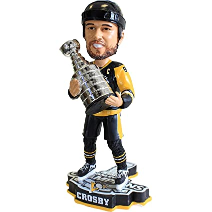 c5dd75c5f1e Amazon.com : Forever Collectibles Pittsburgh Penguins Sidney Crosby ...