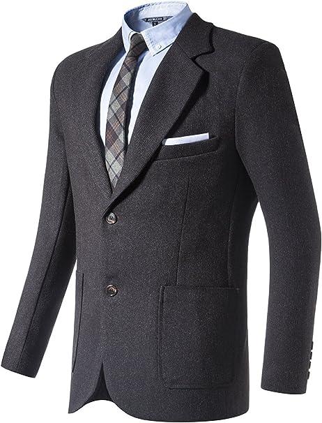 Men/'s Fancy 1 Button Fashion Blazer Satin Lapel Velvet Trim Suit Jacket Coat