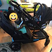 Amazon Com Graco Uno2duo Travel System Stroller Hazel