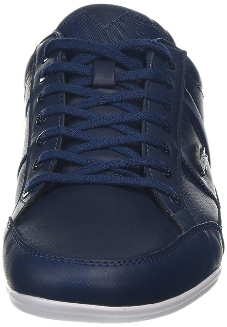 6f9028ae2f3c Lacoste Men s Chaymon Bl 1 CMA Trainers  Amazon.co.uk  Shoes   Bags