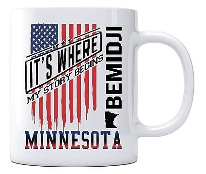 Amazon Com Bemidji Minnesota It S Where My Story Begins