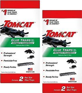 Tomcat Rat Glue Trap W/Eugenol (2 Pack)