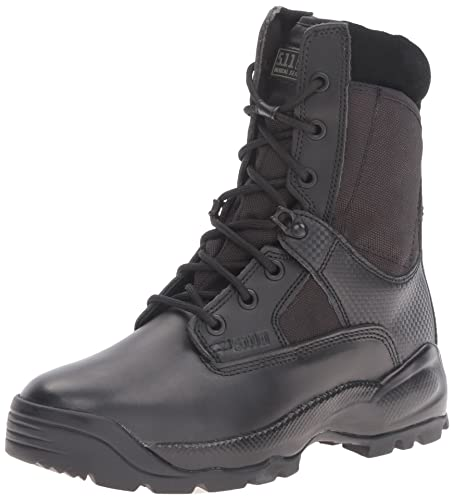 5.11 Tactical ATAC 8 Inch Womens Military Boots UK 4.5 Black  Amazon.co.uk   Shoes   Bags d29f12ac85