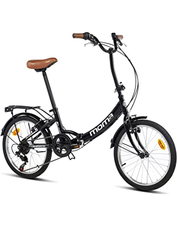 09ccdd6b9d9 Moma Bikes Bicicleta Plegable Urbana SHIMANO FIRST CLASS 20