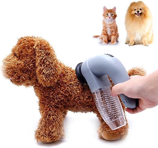 Cold Toy gato perro Pet Cabello Pelo Entferner shedding Cuidado Pincel peine recortador de aspiradora: Amazon.es: Productos para mascotas
