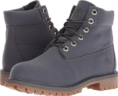 7607503db Amazon.com | Timberland 6 Inch Premium Boot Big Kids | Boots