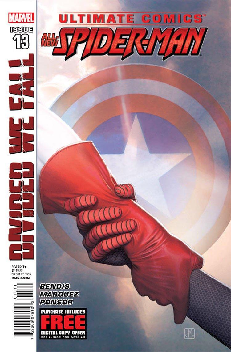Download Ultimate Comics Spider-Man #13 (Volume 3) pdf