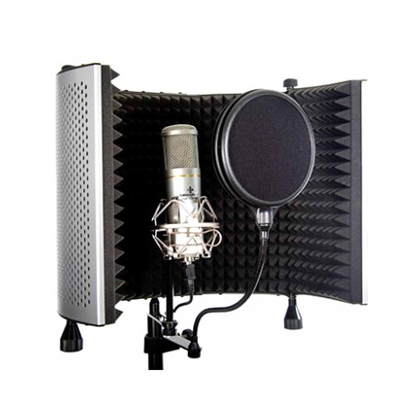 the original studio series portable vocal booth pro edition best seller ebay. Black Bedroom Furniture Sets. Home Design Ideas