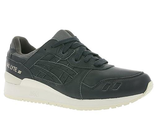 la meilleure attitude d0682 91015 Asics Gel-Lyte III Hommes Sneaker en Cuir véritable Gris ...