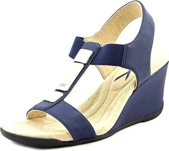 Loona Navy/Navy Synthetic Shoe
