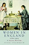Women in England 1760-1914: A Social History