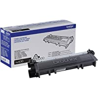 Brother Genuine Standard Yield Toner Cartridge, TN630, Replacement Black Toner, Page Yield Up To 1,200 Pages, Amazon…