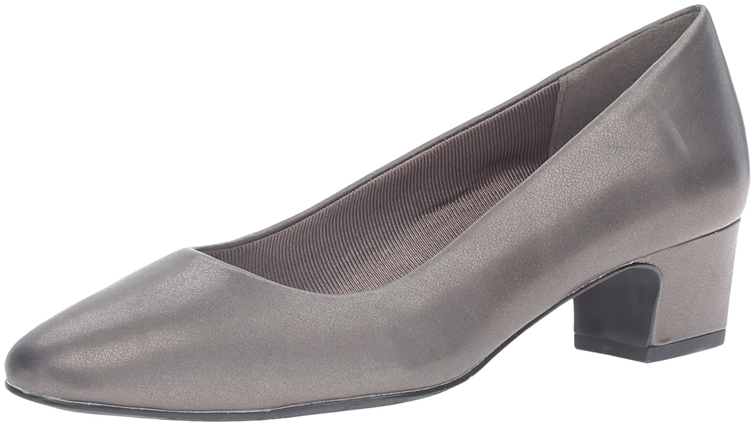 Easy Street Women's Prim Dress Pump B01HN77P5A 8.5 2A(N) US|Pewter