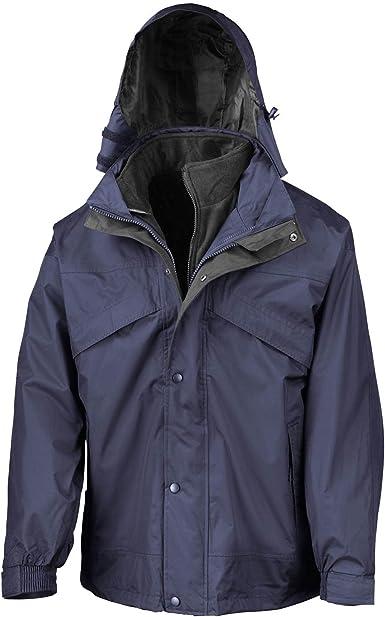 Result Seneca Midweight Windproof Waterproof Mens Jacket Coat