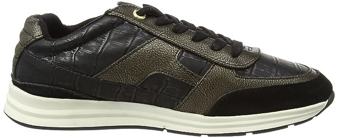 Bullboxer Afzf5S000 Sneakers, Bambini E Ragazzi, Multicolore (Bkbr), 32