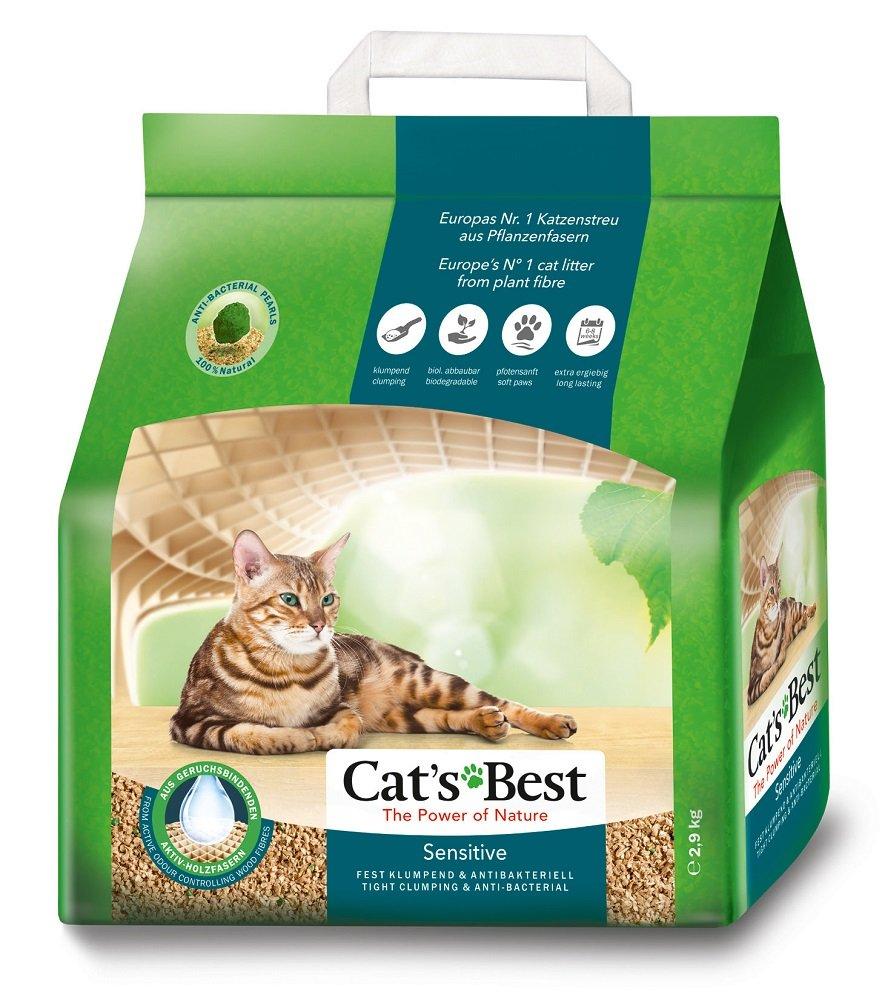 Cats Best 29776, Gato dispersa Green Power, 2.9 kg: Amazon.es: Productos para mascotas