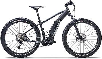 Conor WRC E8 27,5 Plus E7000 Bicicleta Ciclismo, Adultos Unisex, Negro/Gris (Multicolor), LA: Amazon.es: Deportes y aire libre
