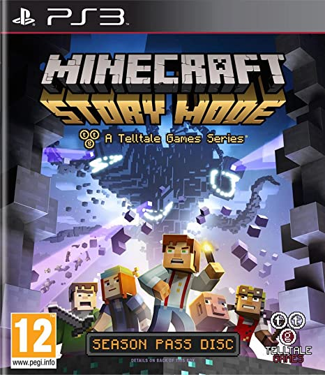 Minecraft: Story Mode [Importación Francesa]: Amazon.es: Videojuegos