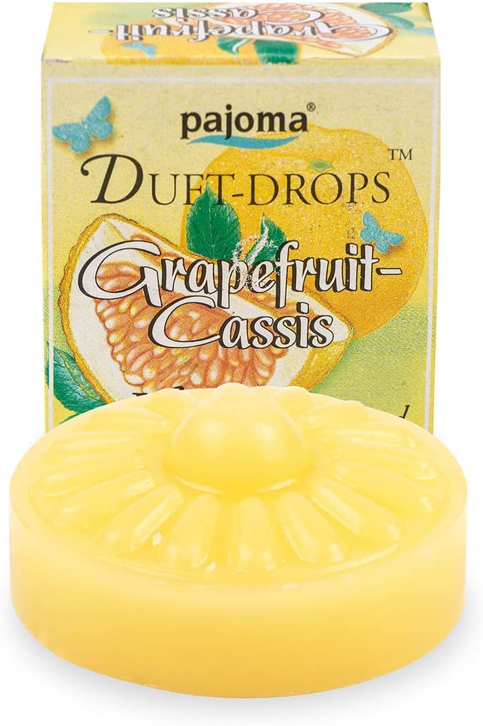 Duftdrops Grapefruit-Cassis Classic Line Pajoma Duftwachs