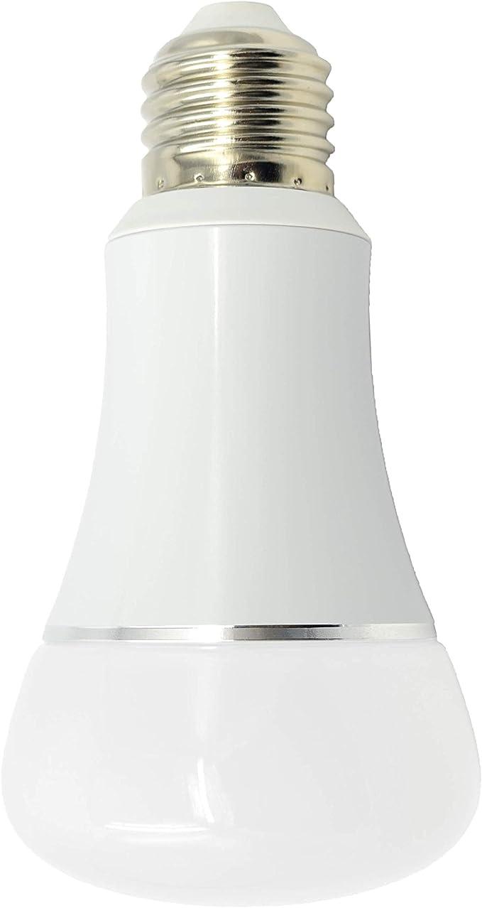 Bombilla iview-Isb610 Wifi llevado elegante luz, multicolor, regulable, sin concentrador Obligatorio, control remoto aplicación gratuita, compatible con Amazon de Alexa y Google Asistente: Amazon.es: Bricolaje y herramientas