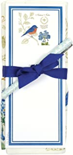 product image for Alice's Cottage ACU26447 Bluebird NN Flour Sack Towel and Magnetic Note Pad Set
