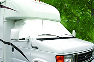 Camco 45232 Vinyl Windshield Cover (Arctic White)