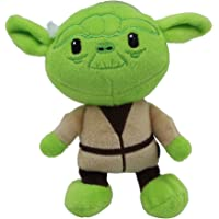 Star Wars Plush Yoda Figure Dog Toy | Soft Star Wars Squeaky Dog Toy |Large