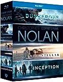Christopher Nolan - Coffret 3 films : Inception + Interstellar + Dunkerque [Francia]