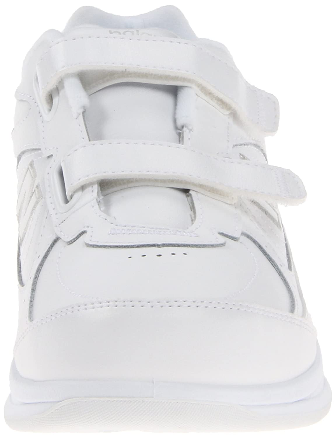New Balance Women's WW577 Hook and 8 Loop Walking Shoe B003UHUM2G 8 and B(M) US|White 1bdc15