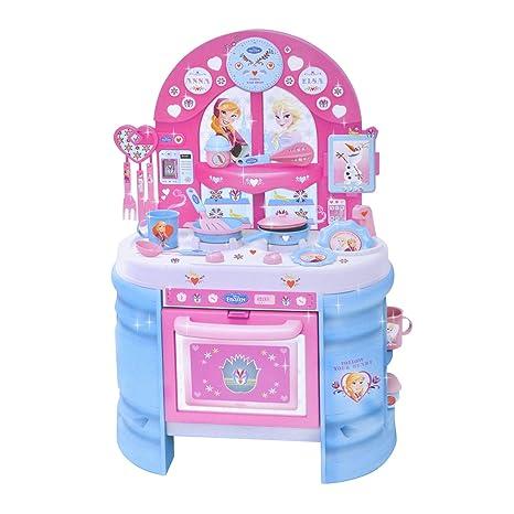 Disney Gran cocina Frozen, referencia RLP-001, con accesorios y figuras de acción
