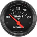 Auto Meter 2640 Z-Series 2-1/16' Short Sweep Electric Transmission Temperature Gauge