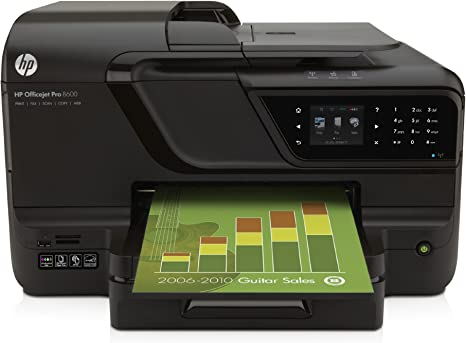 HP Officejet Impresora multifuncional HP Officejet Pro 8600 con ...