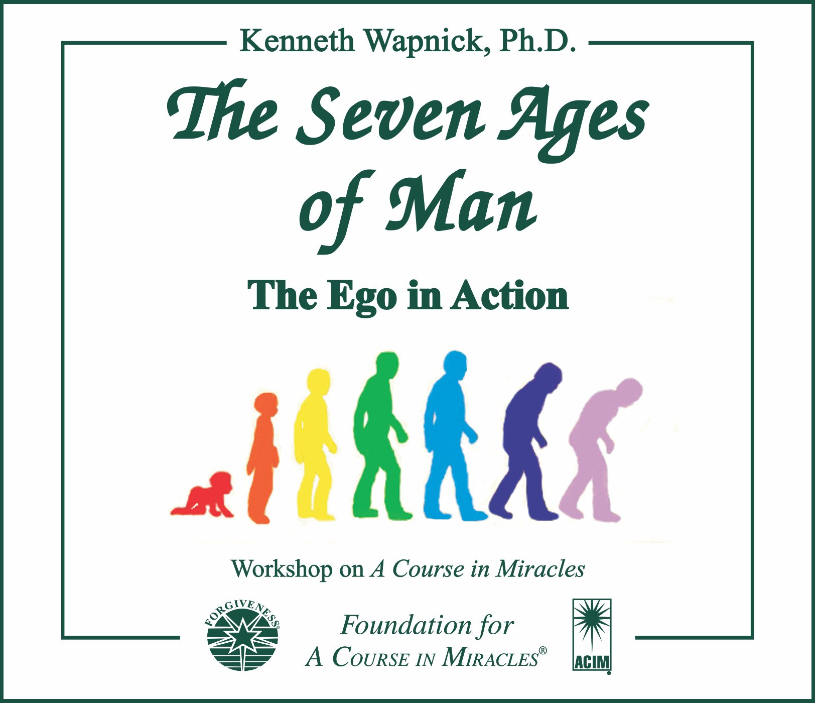 The Seven Ages of Man: The Ego in Action pdf